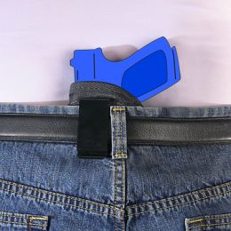 Concealed IWB Holster for FN FNP-45 Tactical with 5.3 inch barrel with Laser