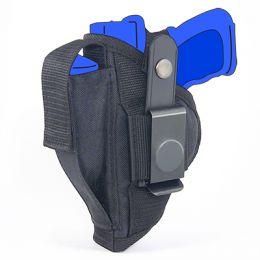Belt and Clip Side Holster for Jimenez JA-Nine with 3.75 inch barrel