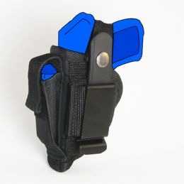 Belt and Clip Side Holster for Jimenez JA-32 with 3.75 inch barrel
