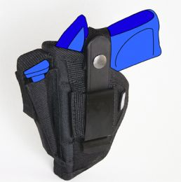 Belt and Clip Side Holster for Remington R51 with 3.4 inch barrel