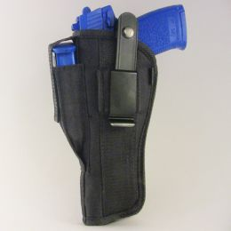Belt and Clip Side Holster for Magnum Research Desert Eagle Mark VII with 6 inch barrel