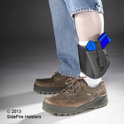 Ankle Holster - Left Handed