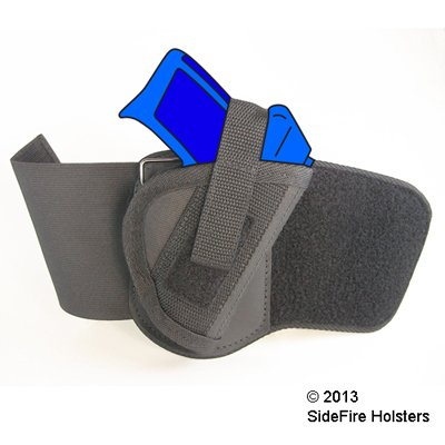 Ankle Holster - Right Handed