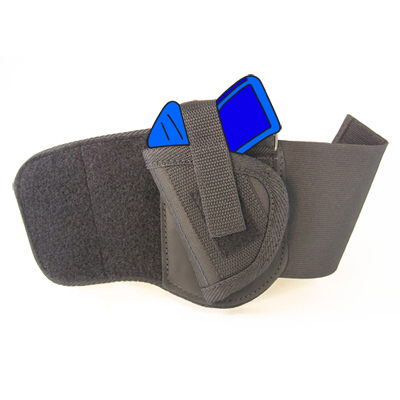 Ankle Holster - Left Handed for Ruger LCP ( 380)