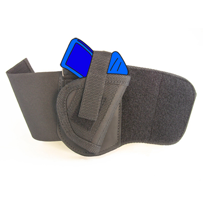 Ankle Holster - Right Handed for Seecamp LWS 32