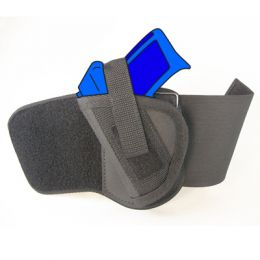Ankle Holster - Left Handed for Springfield Defender with 3 inch barrel