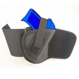 Ankle Holster - Right Handed for Springfield Defender with 3 inch barrel