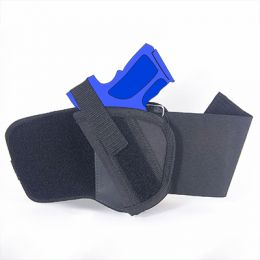 Ankle Holster - Left Handed for Taurus Millennium Pro G2 PT-140 with 3.2 inch barrel