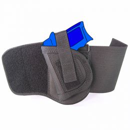 Ankle Holster - Left Handed for Ruger LCP (.380) with Laser