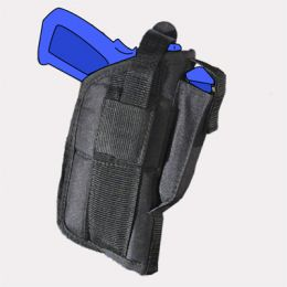Belt and Clip Side Holster for Kimber Tactical Entry II with 5 inch barrel with Tac Light
