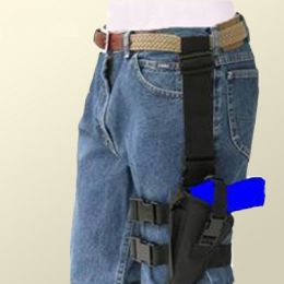 Tactical Thigh Holster - Left Handed for Steyr S-A1 with 3.6 inch barrel