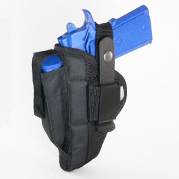Belt and Clip Side Holster for Kimber Tactical Custom II with 5 inch barrel