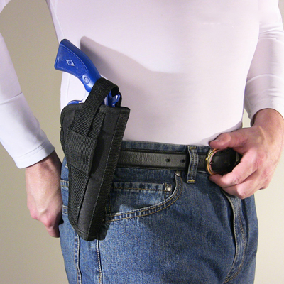 Belt and Clip Side Holster for Taurus 692 with 6 5