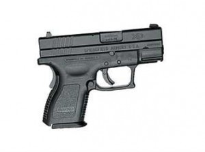 Springfield XD Subcompact